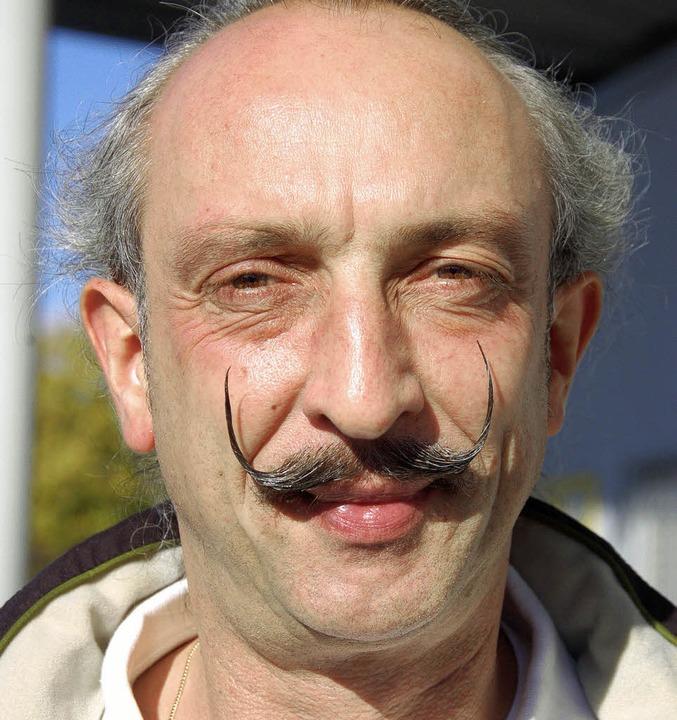 "Joachim Ott, 49 Jahre, Medizintechnike...endwann nicht mehr sorgen muss.""    Foto: Carolin Arnold"