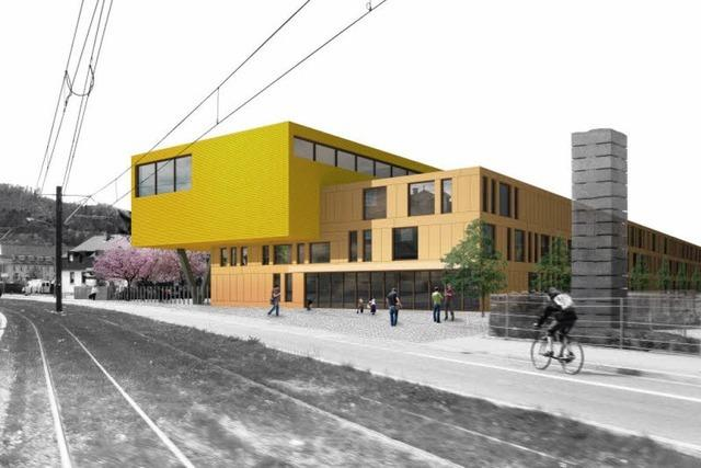 Unterwiehre: Wie sehen die neuen Schulgebäude aus?