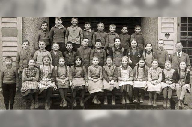 Hans-Jürgen Oehler hat die Opfinger Kindergarten- und Schulgeschichte erforscht