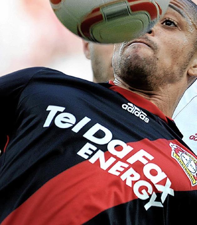 Teldafax war Sponsor von  Bayer Leverkusen.    Foto: DPA