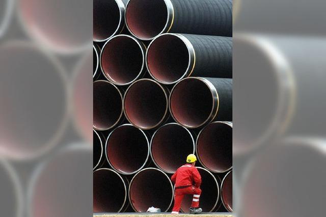 Pipelines, Politik und das ganz große Geld