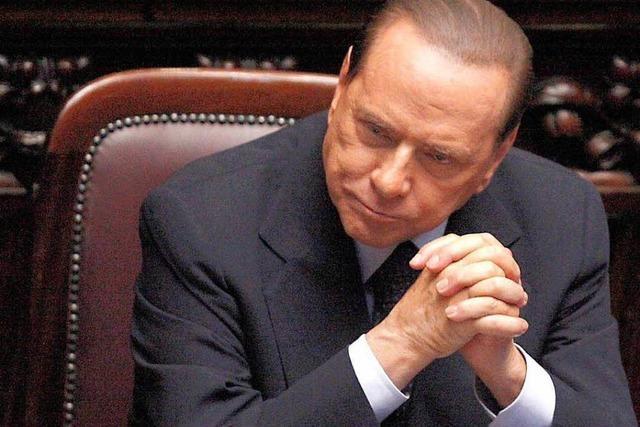 Ende der Ära Berlusconi – Börsen reagieren positiv