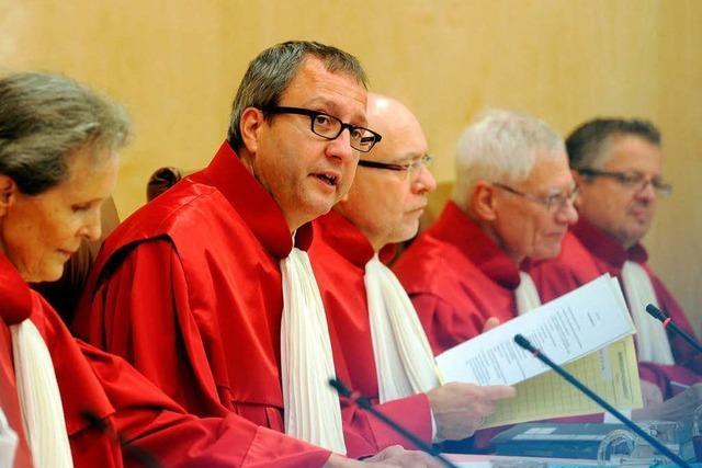 Europawahl: Fünf-Prozent-Klausel ist verfassungswidrig
