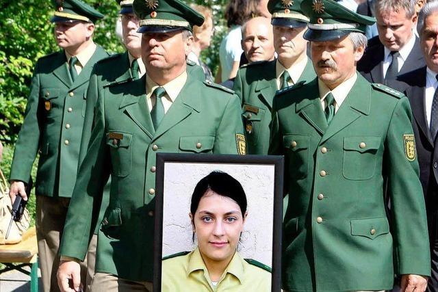 Heilbronner Polizistenmord: Tatwaffe scheint gefunden