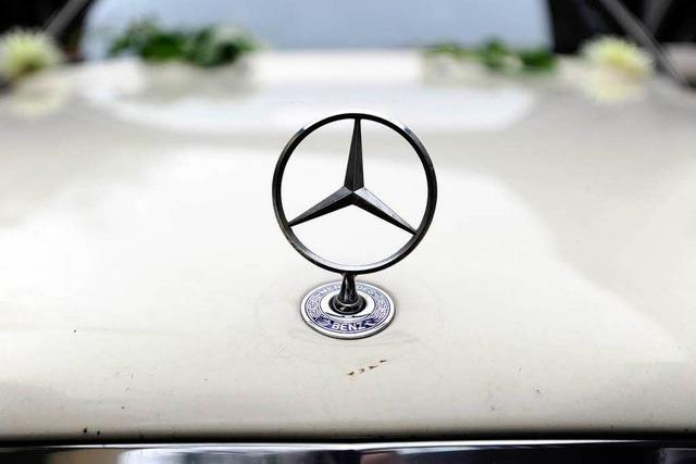 Freiburger Taxi knackt 1-Million-Kilometer-Marke