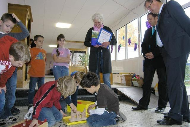 Grundschule Hecklingen senkt Energiekosten