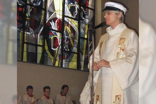 Ein Schweizer als Pfarrer