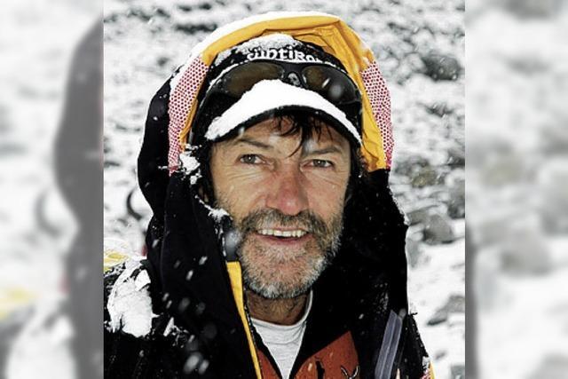 Kammerlander: Der Sammler der zweithöchsten Gipfel