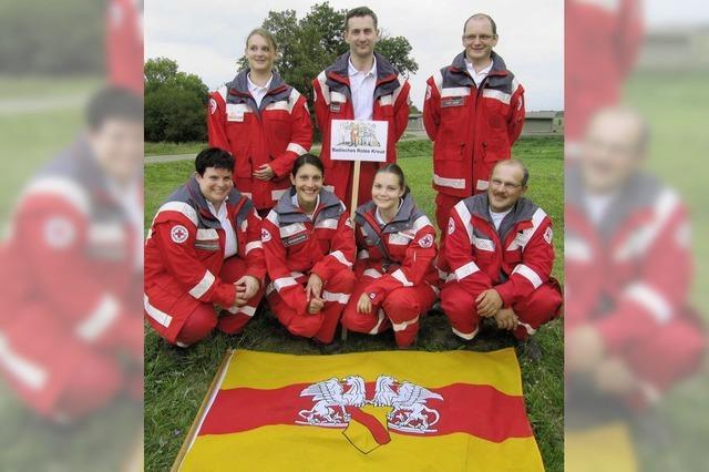 Bundesentscheid in Erster Hilfe: Gruppe aus Prechtal holt 4. Platz