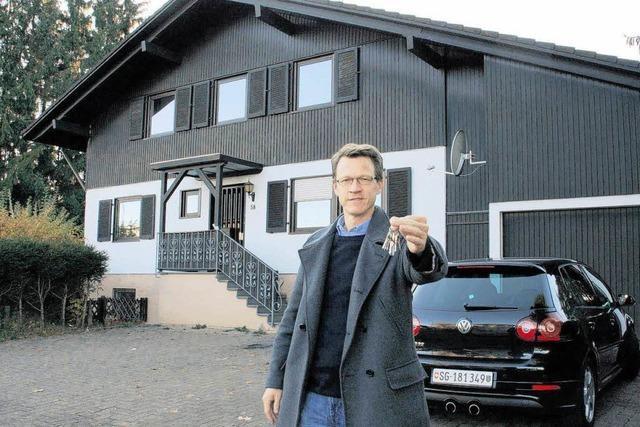 Haus zu verschenken – Unternehmer braucht Platz