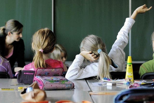 Hauptschule bald komplett im Ganztagesbetrieb