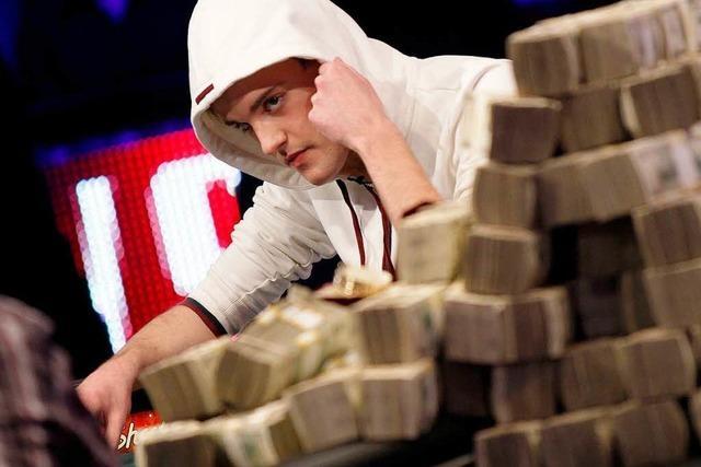 Deutscher ist Weltmeister im Poker
