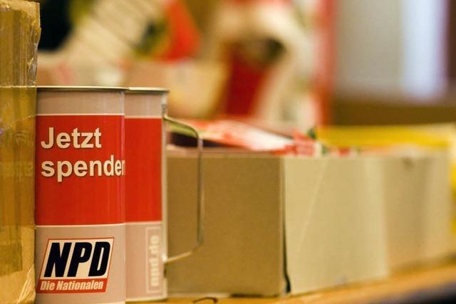 VGH: NPD darf Bundesparteitag nicht in Offenburg abhalten