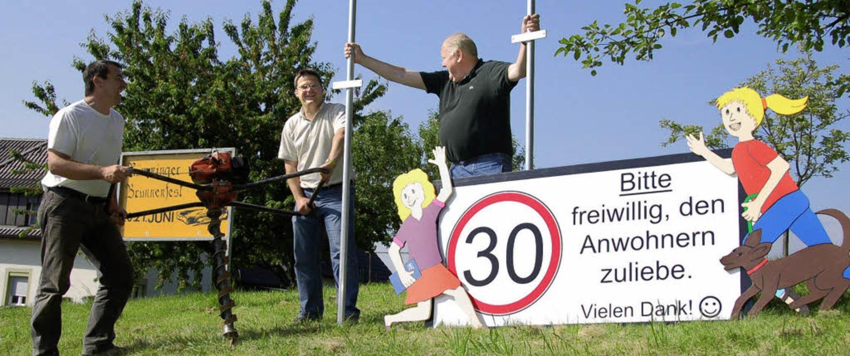 Verbesserungen der Verkehrsverhältniss...ern die Rümminger bereits seit Jahren.  | Foto: Markus Maier