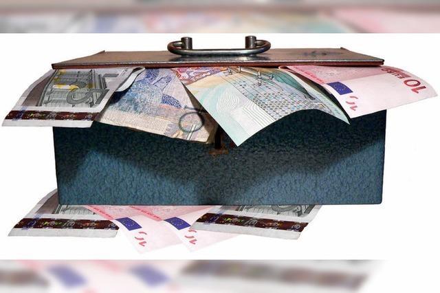 Einnahmen sprudeln nicht mehr