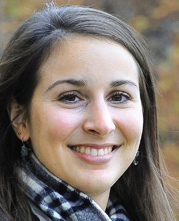 Elisabeth Haller will künftigen Studenten bei der Wahl des Fachs helfen.  | Foto: bamberger/Schneider