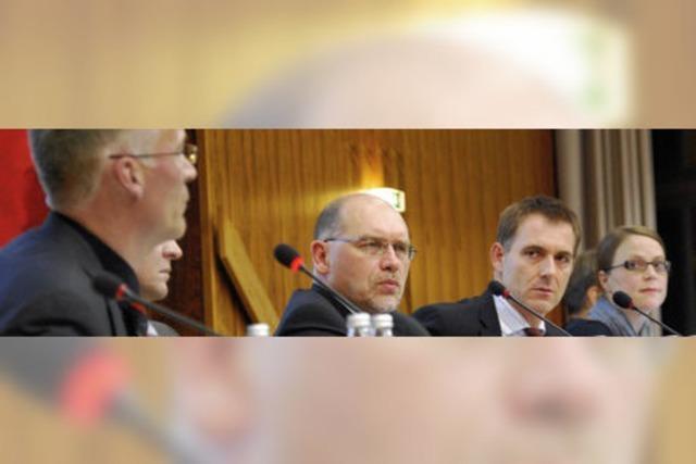 BASF will ihr Areal nicht verkaufen
