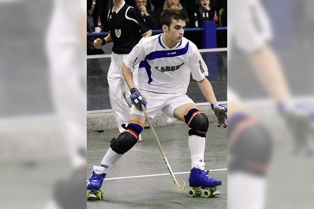Rollhockeyteams stehen vor Doppelpack in Nationalliga A