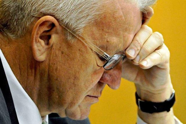 Kretschmann: Kostendeckel bei Stuttgart 21 fast erreicht