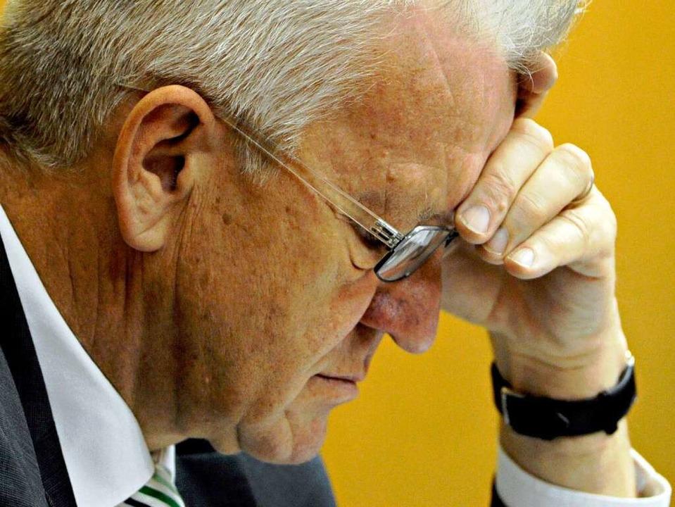 Kretschmann verlangt Klarheit über die Kosten  | Foto: dpa