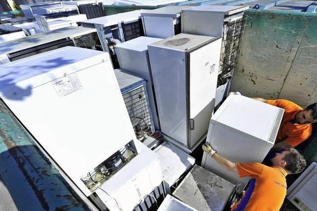 WIE MAN'S RICHTIG MACHT: So bleibt der Müll im Land