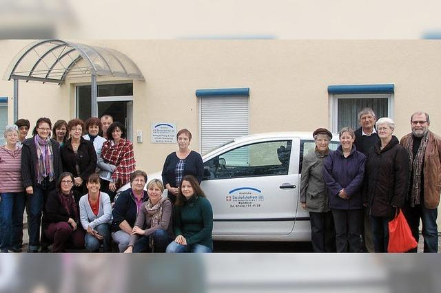 Förderverein finanziert ein neues Auto