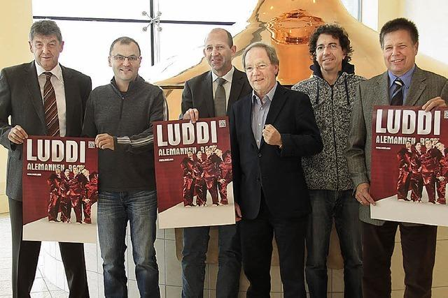Luddi zu Gast in der Staatsbrauerei