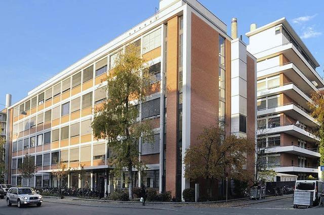 Dritter Campus für die Basler Uni