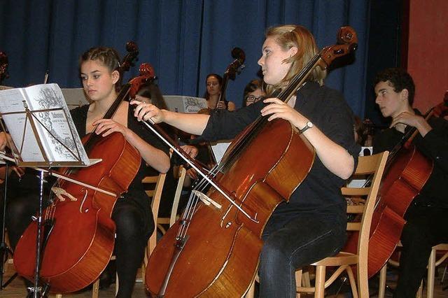 Basler Musiker begeistern