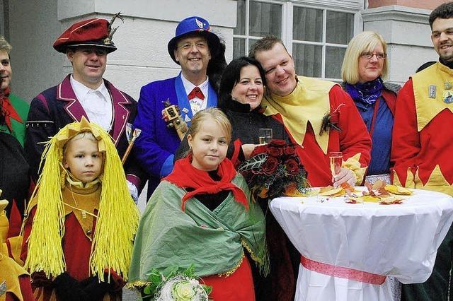 Zauberhaft: Hexenhochzeit am 11.11.11