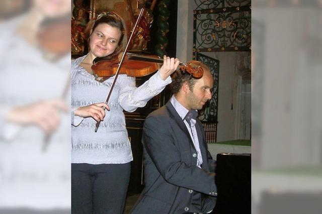 Schönster Geigenzauber