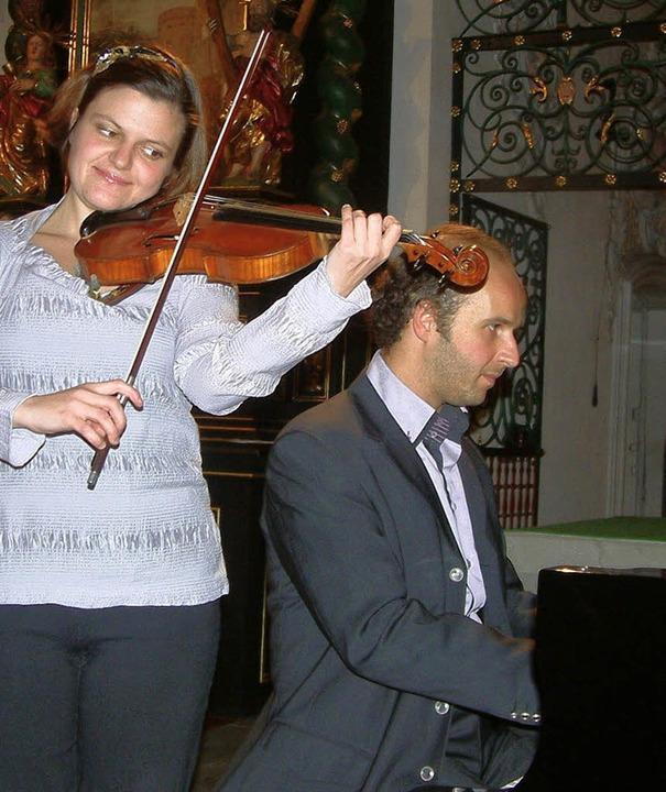 Mit aparter französischer Kammermusik ...hann die  neue Konzertreihe eröffnet.   | Foto: Roswitha Frey