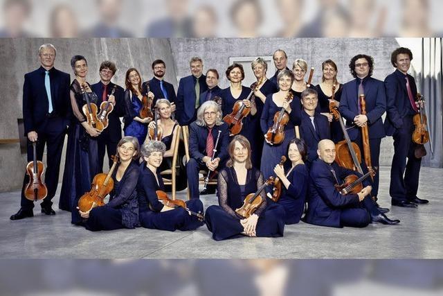 Bach, historisch und heutig