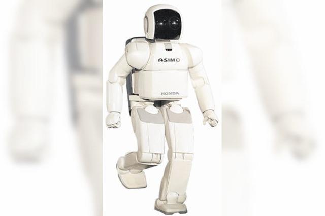 Roboter ins Atomkraftwerk