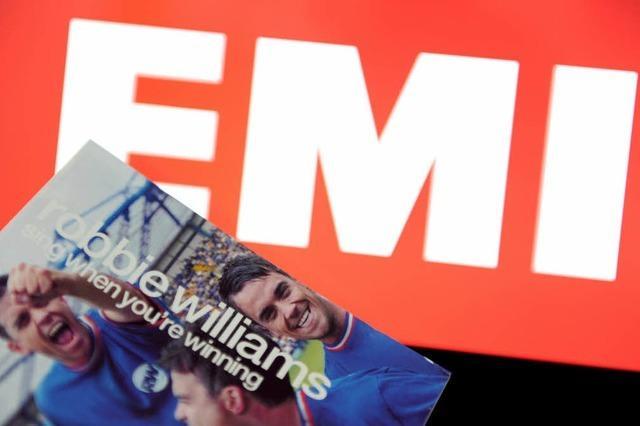 Plattenfirma EMI wird zerschlagen