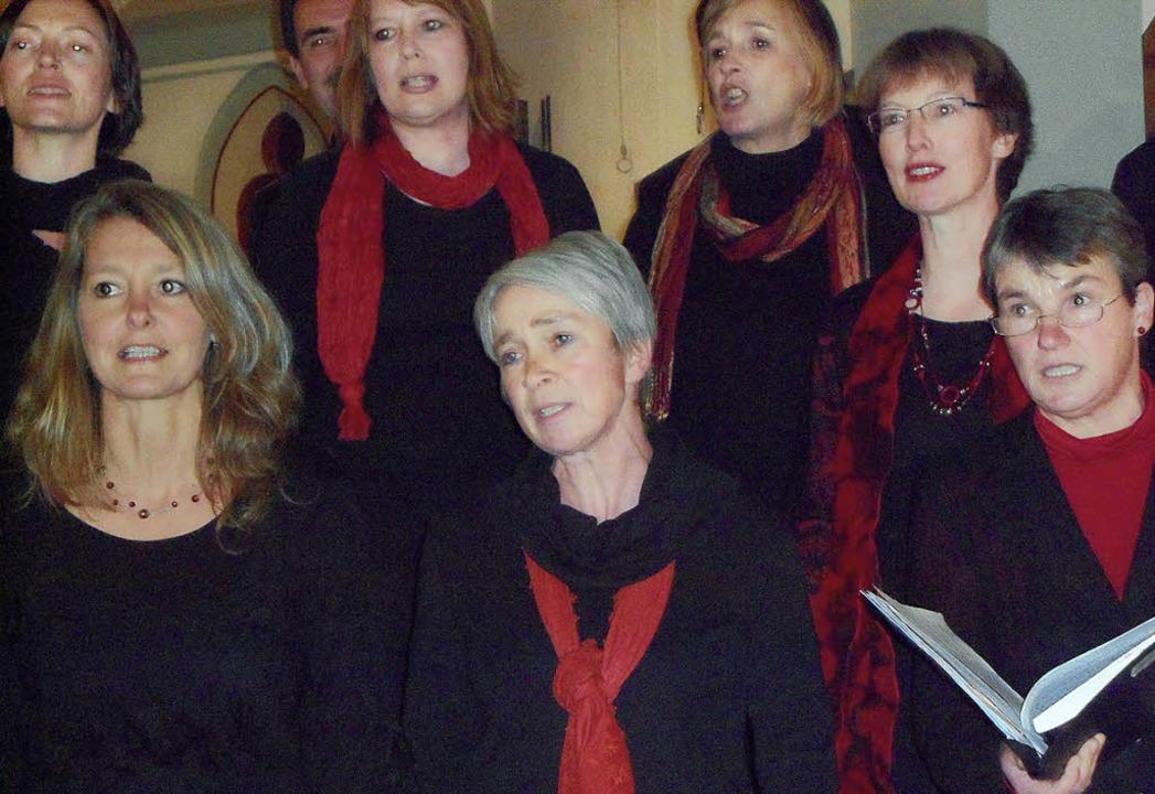 Mit fulminanten Vorträgen und einer re...  beim Konzert in der Johanniskirche.   | Foto: Bianca Flier