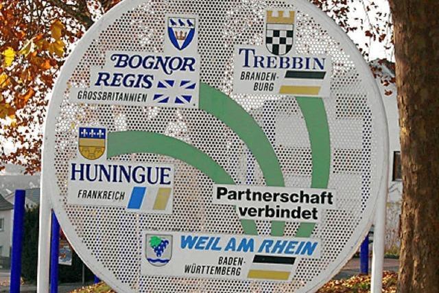 Partnerschaft mit Huningue – noch älter als der Elysée-Vertrag