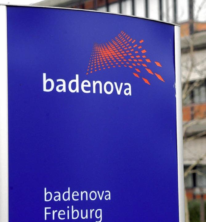 Auch Hartheim ist künftig Anteilseigner bei Badenova.  | Foto: Schneider