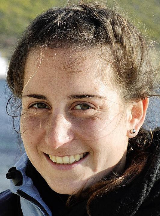 Heidi Beha in der Stadt Sukko am Schwa...lmannschaft ein Turnier gespielt hat.     Foto: privat