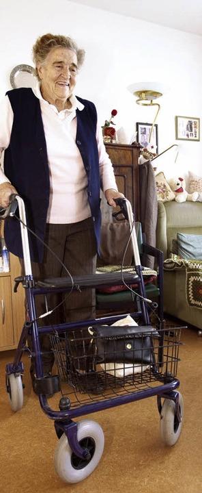 Die Bewohner der Einrichtungen des Eva...alwerks sind im Schnitt 86 Jahre alt.   | Foto: dpa