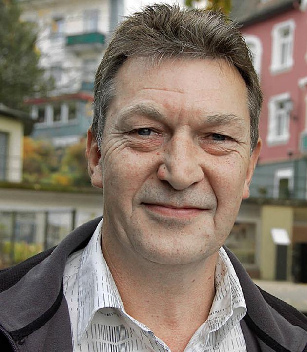 Nachfolger als Leiter des Klärwerks ist  Bernhard Maier.   | Foto: Umiger
