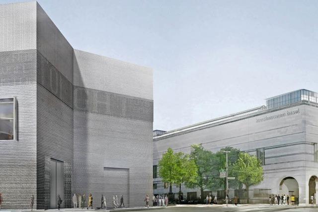 Kunstmuseum soll aufwändig erweitert werden