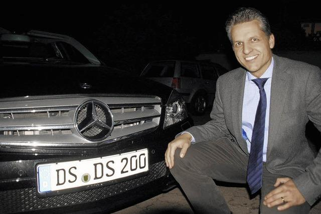 Das Autokennzeichen DS kehrt im Jahr 2012 zurück