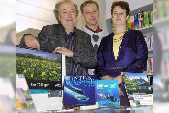 Forum Naturfotografie in der Bibliothek