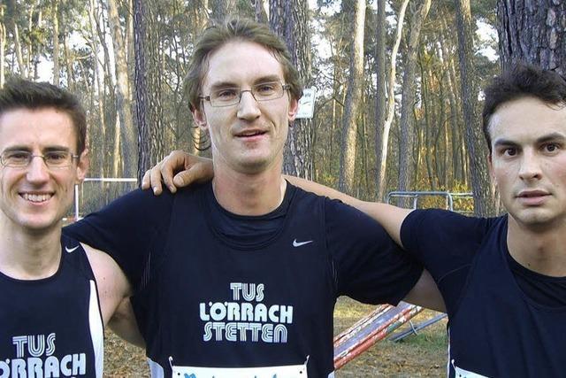 Vassili Kraus Bester im Wald