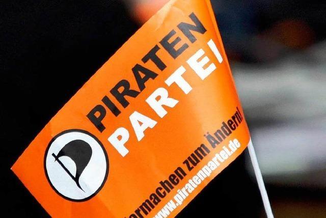 Zulauf für die Piratenpartei