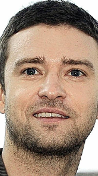 Timberlake    Foto: dpa