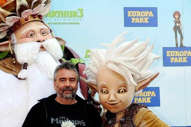 Europa-Park: Gemeinderat macht Weg für Luc Bessons Minimoys frei