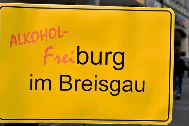 Neuer Anlauf für das Alkoholverbot in Freiburg?