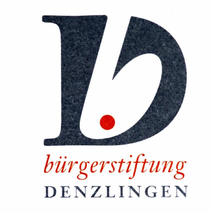 Unter diesem Logo wird die Bürgerstiftung Denzlingen zukünftig auftreten    Foto: Markus Zimmermann